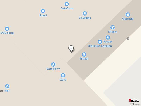 Лео на карте Набережных Челнов