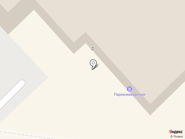 Ладушки на карте Набережных Челнов