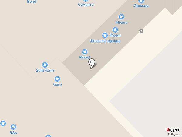 Moda Park на карте Набережных Челнов