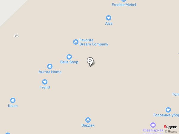 Aiza на карте Набережных Челнов