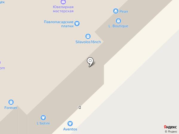 Icon на карте Набережных Челнов