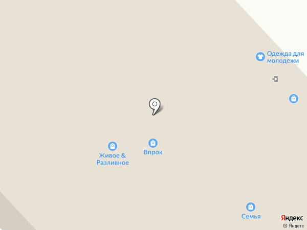 Впрок на карте Набережных Челнов