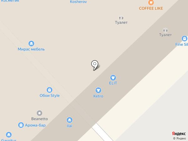 AxMobi на карте Набережных Челнов