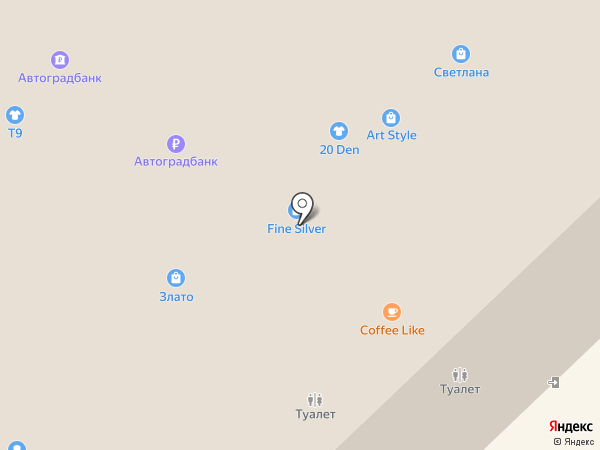 Магазин украшений и бижутерии на карте Набережных Челнов