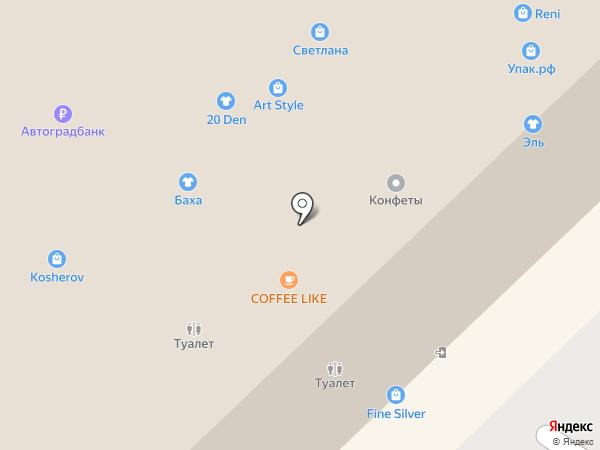 Магазин аксессуаров для мобильных телефонов на карте Набережных Челнов
