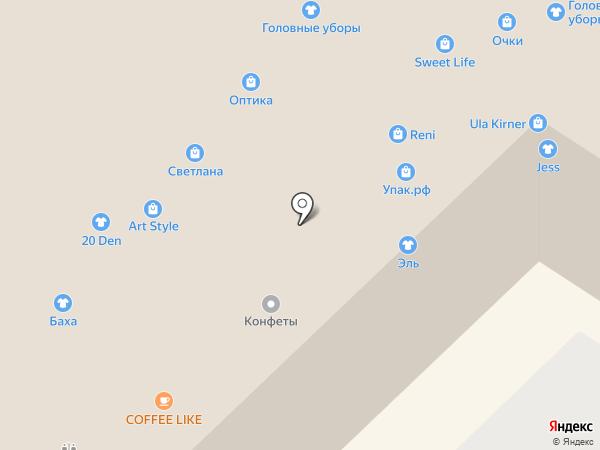 Charm на карте Набережных Челнов