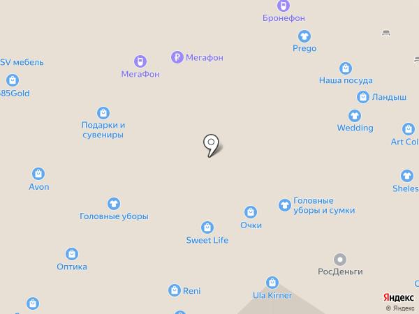 VIP на карте Набережных Челнов