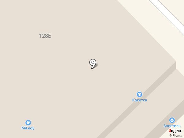 Магазин детской обуви на карте Набережных Челнов