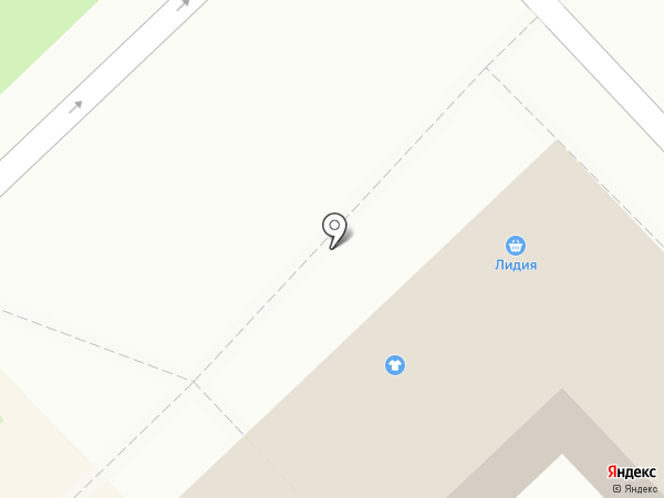 Лидия на карте Набережных Челнов