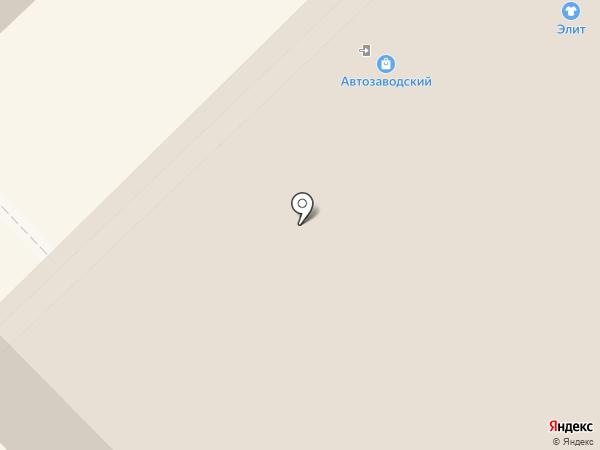 Точка ДЖИнс на карте Набережных Челнов