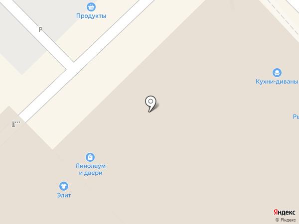 Идея на карте Набережных Челнов