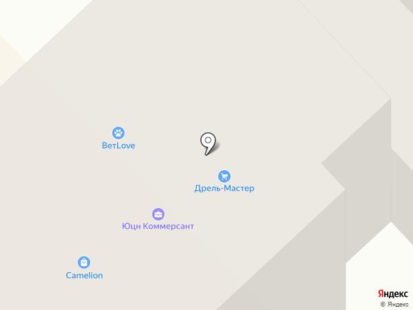 Агат Медиа на карте Набережных Челнов
