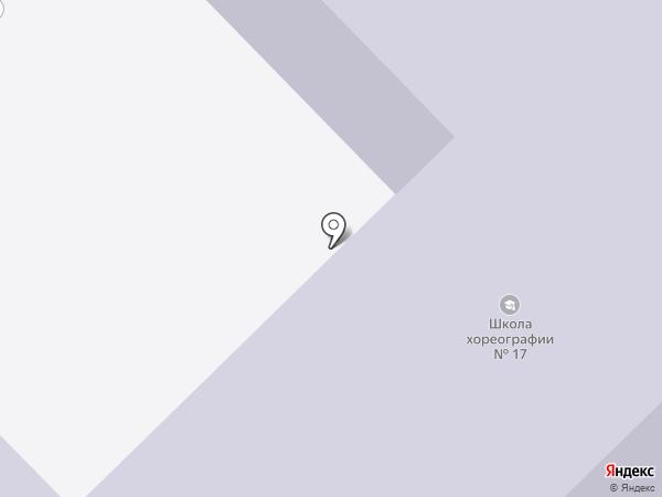 Жемчужина Востока на карте Набережных Челнов