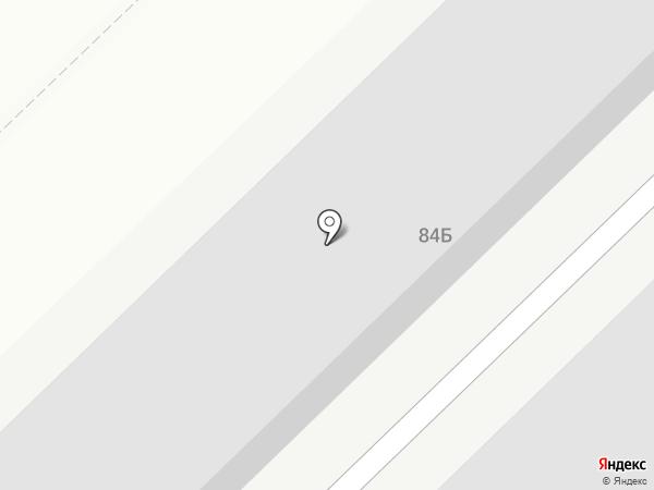 Профсоюзный на карте Набережных Челнов