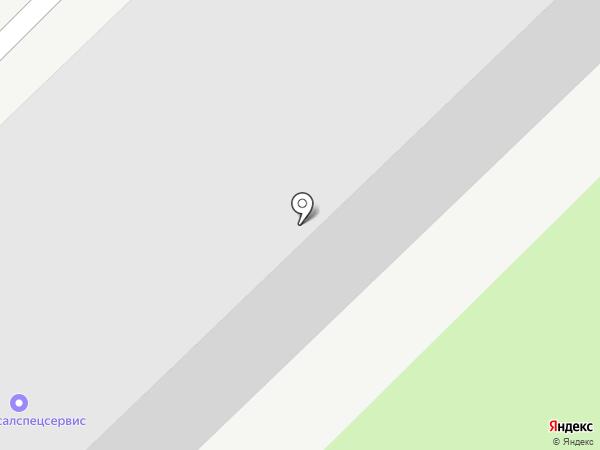 Караван на карте Набережных Челнов