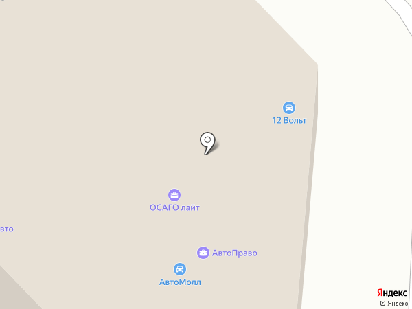 Осаго лайт на карте Набережных Челнов