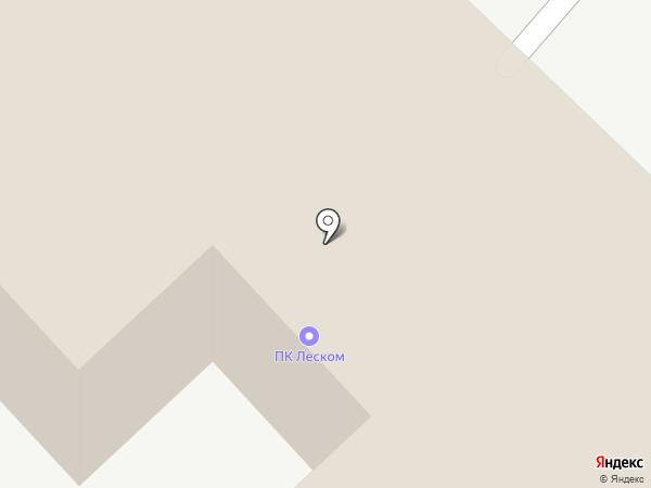 Автосервис на карте Набережных Челнов