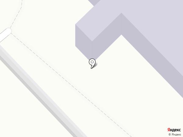 Ренсинкан на карте Набережных Челнов