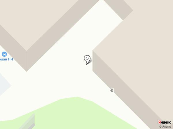 LS на карте Набережных Челнов
