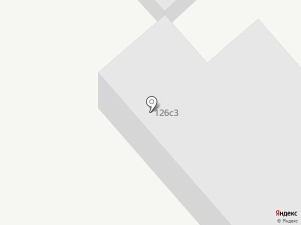 Базис на карте Набережных Челнов