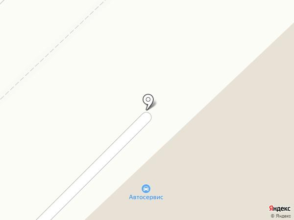 Мастерская кузовного ремонта на карте Набережных Челнов