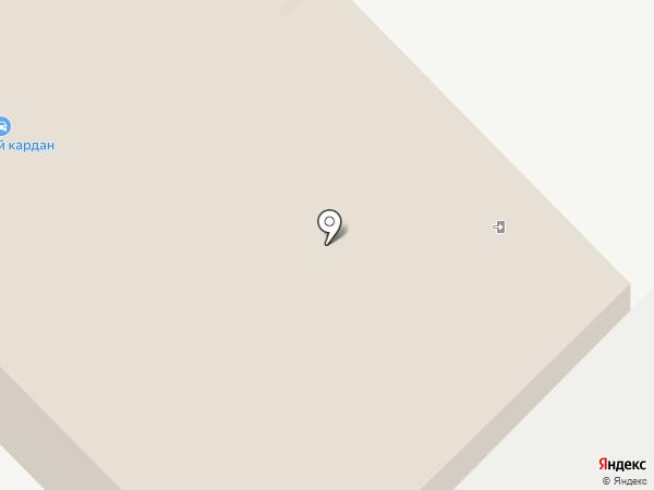 ЕвроДеталь на карте Набережных Челнов