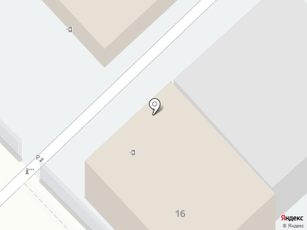 Салам на карте Набережных Челнов