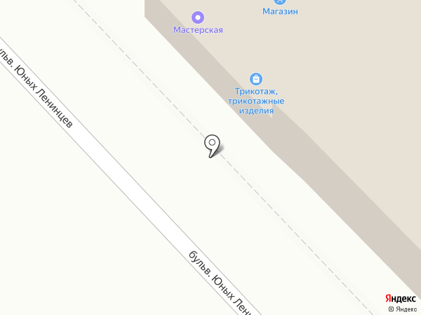 Рукоделица на карте Набережных Челнов