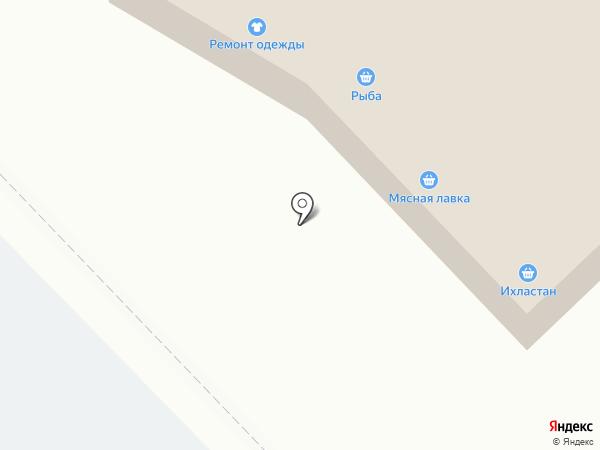 МИНГУЗАЙ на карте Набережных Челнов