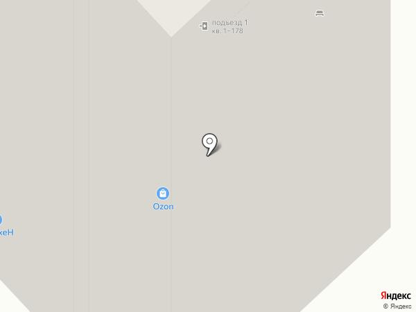 ГК Евростиль на карте Набережных Челнов