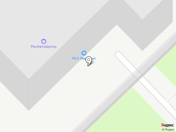 РенАвтоСтрой на карте Набережных Челнов