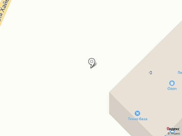 Торговая фирма на карте Азьмушкино