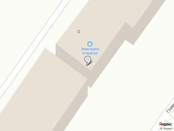 Стеклоф на карте Набережных Челнов