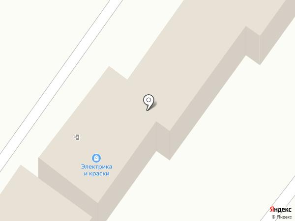 Шабашник на карте Набережных Челнов