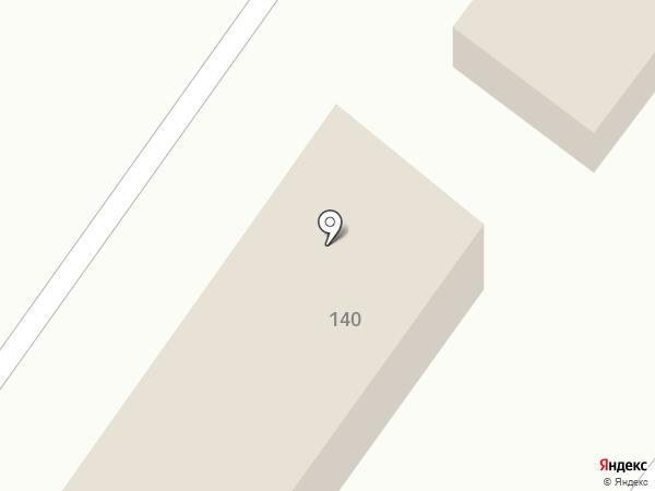 Термофорт на карте Набережных Челнов