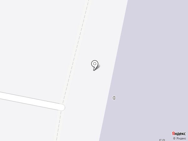 Сюрес на карте Ижевска