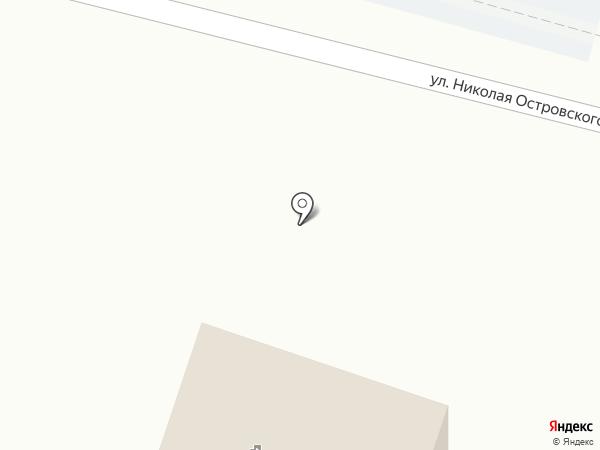 Атлант на карте Ижевска