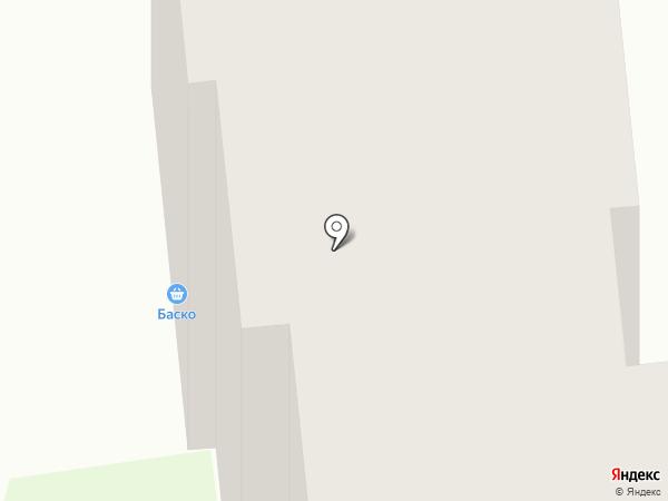 Детская молочная кухня №1 на карте Ижевска