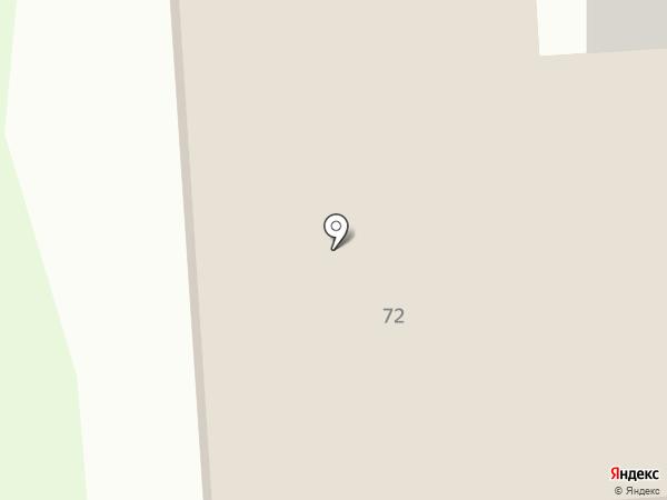 Центр испытаний на карте Ижевска