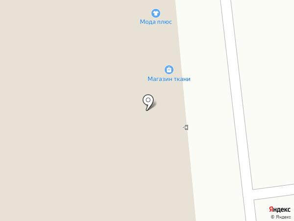 Фабрика Диванов на карте Ижевска