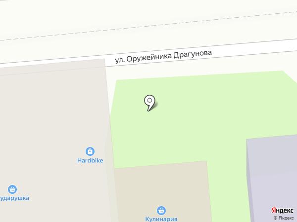 Кулинария на карте Ижевска