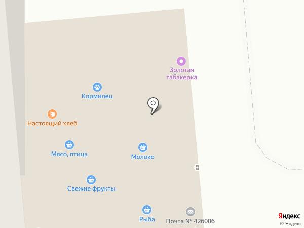 Мобил-стайл на карте Ижевска