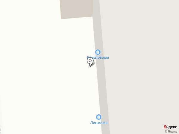 ЛинзОчки на карте Ижевска