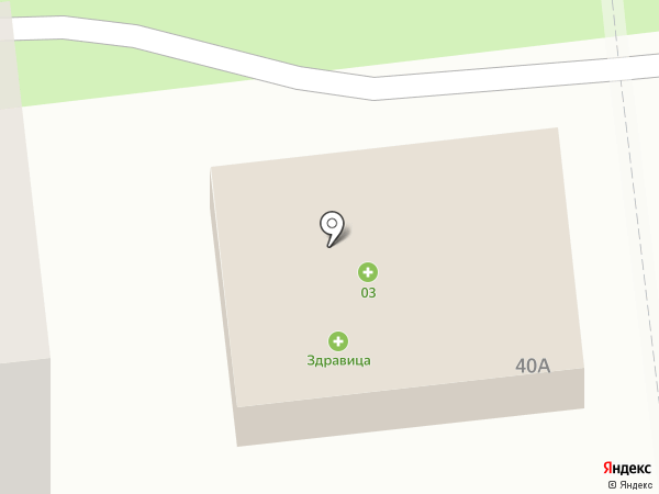 Лотос на карте Ижевска