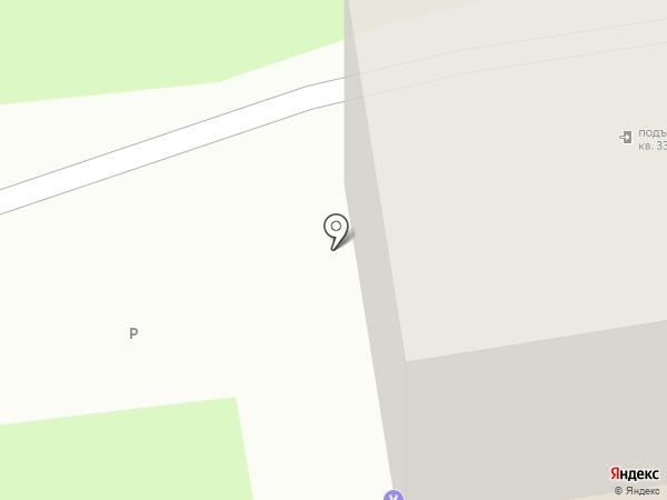 ЯРазбил на карте Ижевска