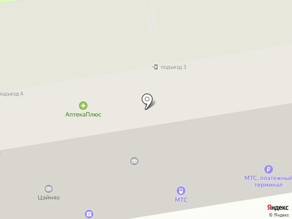 Почта банк, ПАО на карте Ижевска