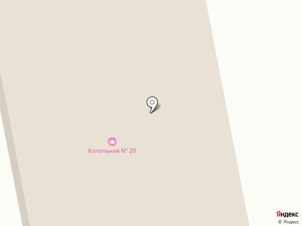 КАМА-СТРОЙ на карте Ижевска