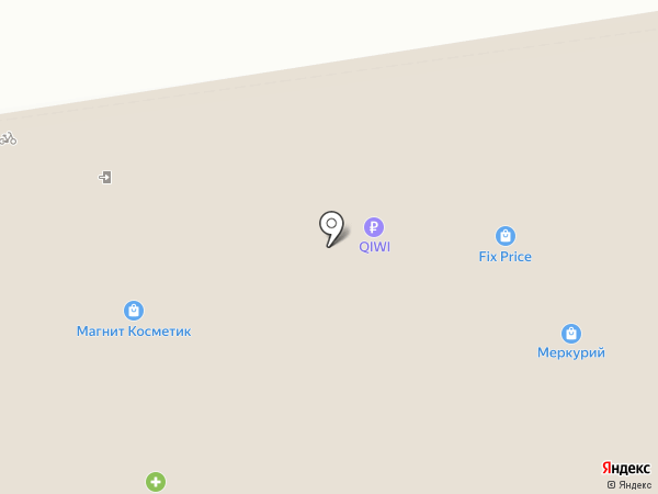 Банкомат, Татфондбанк на карте Ижевска