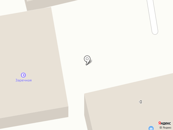 Пункт технического осмотра транспорта на карте Ижевска