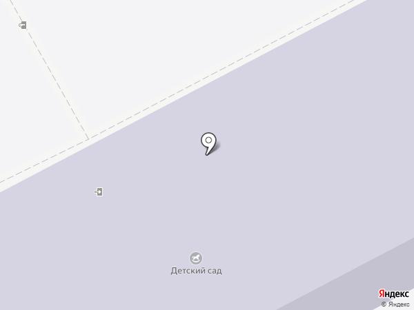 Детский сад на карте Пирогово